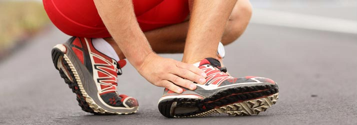 Chiropractic Watertown WI Running Ankle Injury